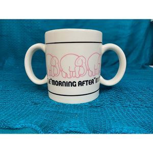 The Morning after novelty Mug 16oz